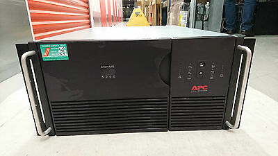 APC rack mount smart UPS DL5000RMI5U 5000va 5kva
