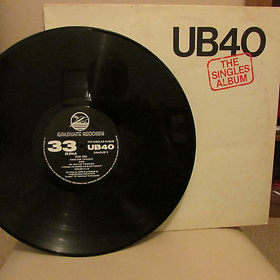 Ub40 1980 The Singles Album Lp