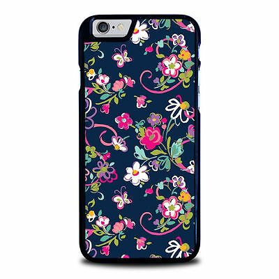 NEW Vera Bradley Ribbons for Iphone 5 5S 6 6S 6S Plus FREE SHIPPING
