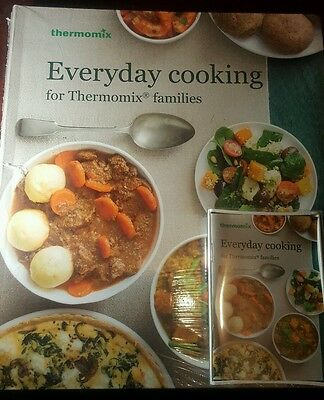 New Thermomix Everyday Cooking For Thermomix Families and Chip