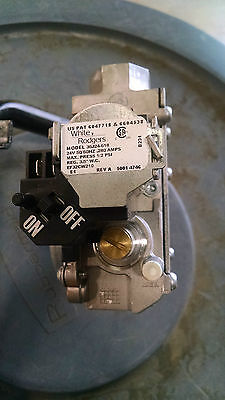 New Carrier Natural Gas Valve with Manifold