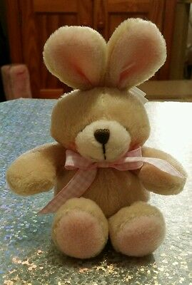 Forever Friends 'Nursery Collection' Finger Puppet Bunny,  with Tags