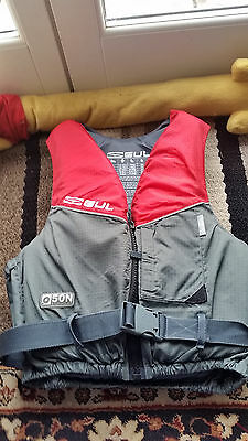 GUL COWES OS 50N BUOYANCY AID kayak canoe vest Excellent conditon used size : M