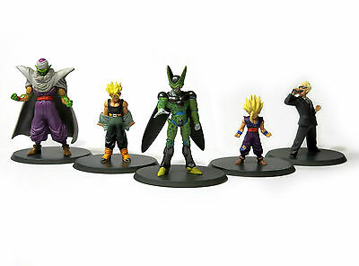DRAGON BALL The Legend of Manga Figure Piccolo Cell Announcer Hachette Proovy Z