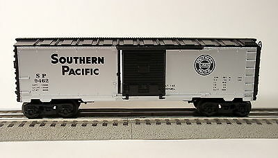 Lionel O Scale SP Southern Pacific Lines Box Car 6-9462