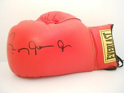 ROY JONES JR. Autographed Everlast Leather Boxing Glove - FREE SHIPPING!!!