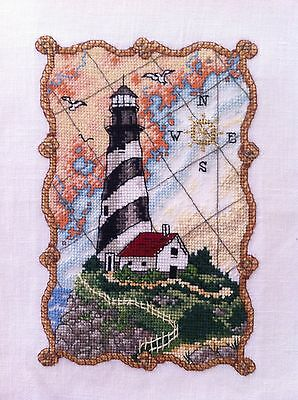 Completed Cross Stitch - Ready to Frame