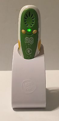 LEAPFROG Tag Reader PEN ONLY w/ Stand, N2390 #80889 Excellant Working Condition