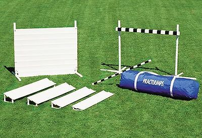 "36"" Dog Agility PRACTIJUMPS Lightweight Training Equipment Obstacle Jump WOODEN"