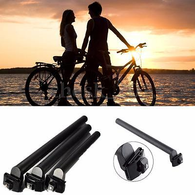 300/350/450mm Aluminum Alloy Road Mountain Bike Bicycle Seatpost 25.4/31.6mm