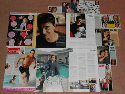 15+ CHRIS NOTH Magazine Clippings