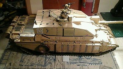 Heng long 1/18 scale challenger 2