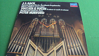 J.s. Bach Famous Organ Works.