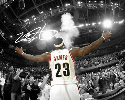 LeBron James Cleveland Cavaliers Return of King Signed Photo Autograph Reprint