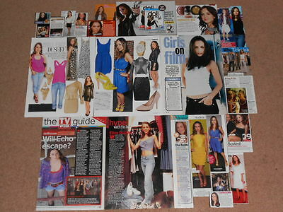 20+- ELIZA DUSHKU Magazine Clippings