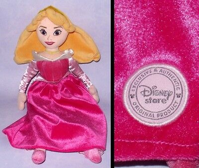 "19"" Princess Aurora / Sleeping Beauty - Disney Store Exclusive - Plush Soft Toy"