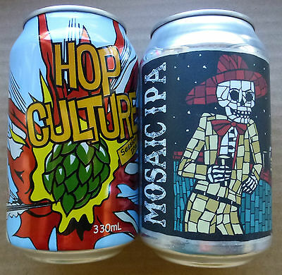 Two  Beer Cans from Mornington Peninsula Brewery Australia (Lot 16)
