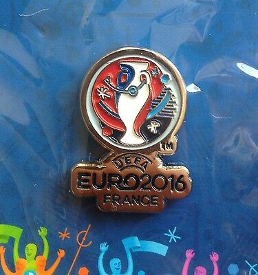 Euro 2016 Final Pin Badge England Wales Northern Ireland Spain Portugal Germany