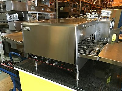 LINCOLN IMPINGER CONVEYOR PIZZA OVEN ( 2011/12 models ) Best in the UK