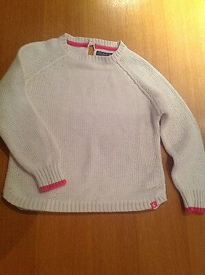 Joules girls pretty jumper age 9-10yrs