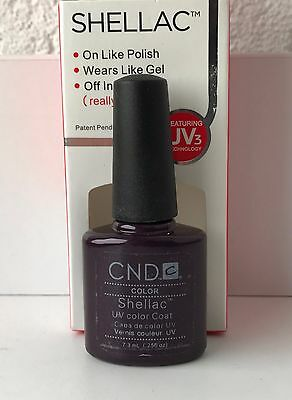 CND Shellac ROCK ROYALTY Power Polish 7.3 ml Made in USA