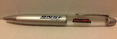 BNSF Railway Ball Point Pen With Moving Train