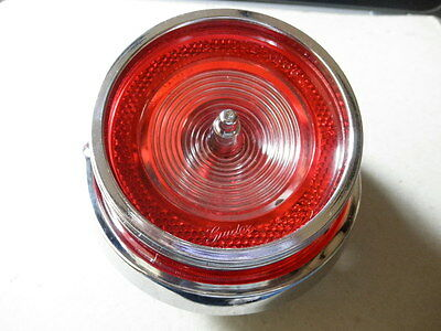 Classic Car:1965 Chevrolet 65 Impala 'guidex'  Tail Lamp Backup Assembly Unit