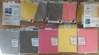 69 x smart case covers for new pad mixed job lot big and small new bargain