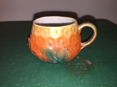 ANTIQUE ROYAL BAYREUTH GERMANY STRAWBERRY Demitasse Cup