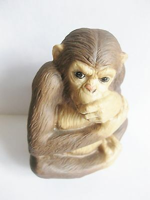 "Aynsley ""speak No Evil"" Porcelain Monkey"
