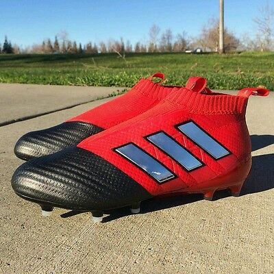 Brand New and authentic adidas ace 17+ Purecontrol FG UK Size 9