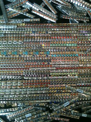 500 ITALIAN CHARMS WHOLESALE LOT NEW 9mm Mixed lot