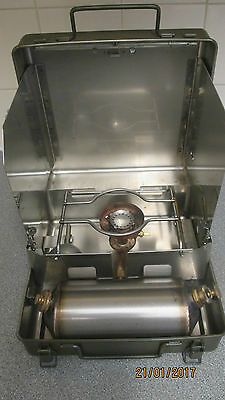 New British Army Military Grenadier Guards  Number 12 Stove / Cooker