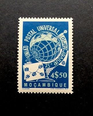 ASstamps 1949 Mozambique UPU Issue MLH SC#329