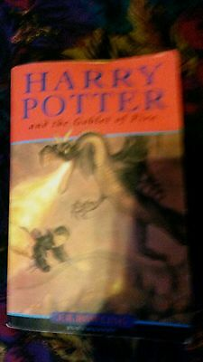 Harry Potter And The Goblet Of Fire - Paperback 2000