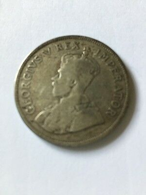 South Africa 1924 2 1/2 Shillings