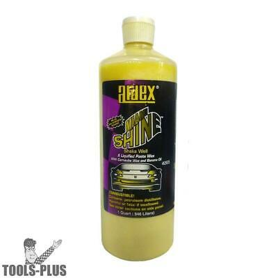 1 Quart Miami Shine Wax Ardex Wax 4265 New