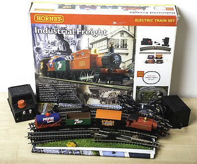 Hornby Industrial Freight Train Set