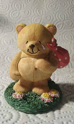 @ Vintage Andrew Brownsword Bear - Forever Friends - Leaving Home - In Box