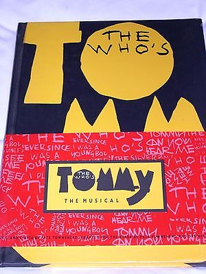 Tommy the Who's Musical - Pantheon Books