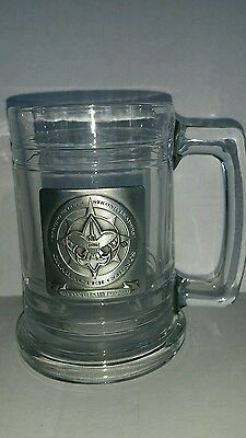 NEW BSA 90th Anniversary tankard Boy Scouts with box