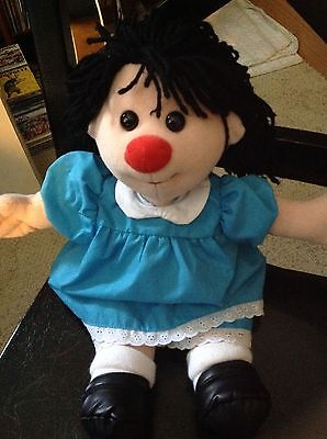 Big Comfy Couch, Plush Stuffed Doll, MOLLY, approx 16 inches