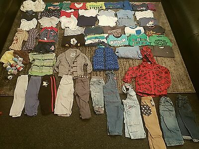 Baby Boys 12-18 months clothes bundle 65 items 1