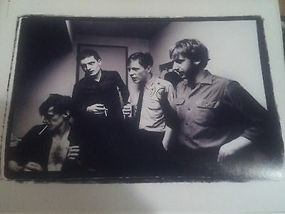 Joy Division After Gig YMCA 1979 Single Page Poster Music Magazine 29x20cm