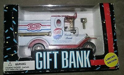 Die-cast Limited Edition Pepsi Cola Gift Bank