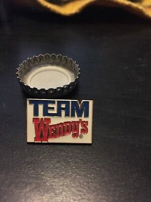 Wendy's Pin