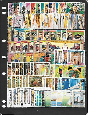 Thematic Collection Of Mixed Stamps Bb292
