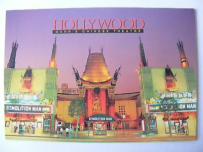 Postcard, Hollywood, Mann's Chinese Theatre