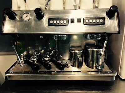 SILVESTRE COMMERCIAL 2 group COFFEE MACHINE