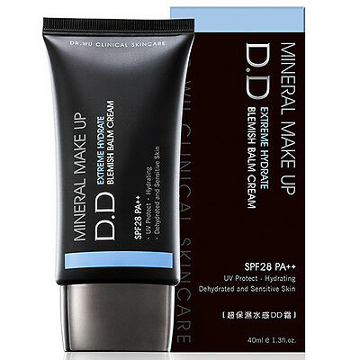 [DR. WU] Mineral Makeup Extreme Hydrate DD Blemish Balm Cream SPF28 PA++ 40ml